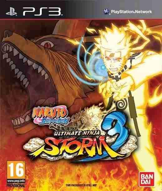 Descargar Naruto Shippuden Ultimate Ninja Storm 3 [MULTI][Region Free][FW 4.3x][DUPLEX] por Torrent